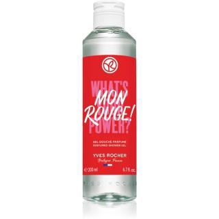 Yves Rocher Mon Rouge parfémovaný sprchový gel 200 ml dámské 200 ml