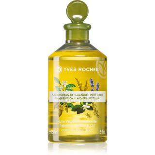 Yves Rocher Orange Blossom & Lavender & Petitgrain tělový a masážní olej 150 ml dámské 150 ml