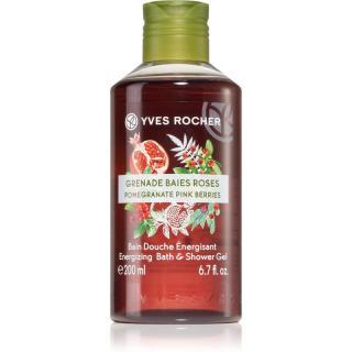 Yves Rocher Pomegranate Pink Berries energizující sprchový gel 200 ml dámské 200 ml