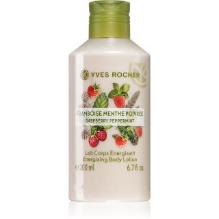 Yves Rocher Raspberry & Mint tělové mléko 200 ml dámské 200 ml