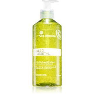 Yves Rocher Sebo Végétal čisticí pleťový gel 390 ml dámské 390 ml