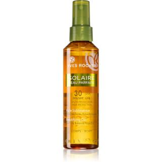 Yves Rocher Solaire Peau Parfaite olej na opalování SPF 30 150 ml dámské 150 ml