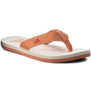 Žabky adidas - Beach Thong 2 K CP9379  Chacor/Reacor/Cwhite dámské Oranžová 28