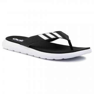 Žabky adidas - Comfort Flip Flop EG2069 Cblack/Ftwwht/Cblack pánské Černá 42