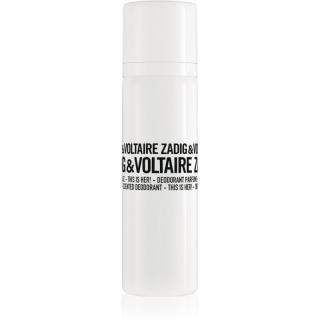 Zadig & Voltaire This is Her! deodorant ve spreji pro ženy 100 ml dámské 100 ml