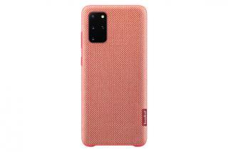 Zadní ekologický kryt Kvadrat Cover pro Samsung Galaxy S20 plus, červená