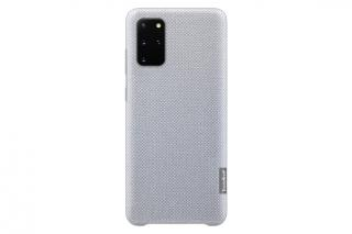 Zadní ekologický kryt Kvadrat Cover pro Samsung Galaxy S20 plus, šedá