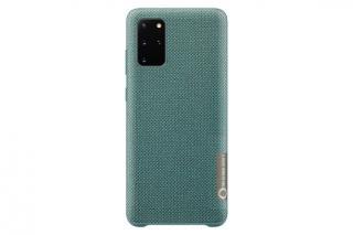 Zadní ekologický kryt Kvadrat Cover pro Samsung Galaxy S20 plus, zelená