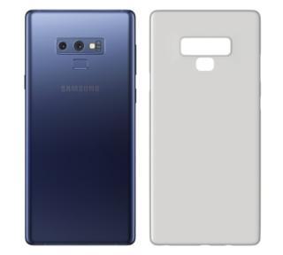 Zadní kryt 3mk NaturalCase pro Samsung Galaxy Note9, transparentní bílá