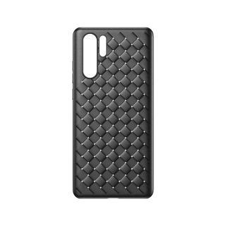 Zadní kryt Baseus BV Weaving Case pro Huawei P30 Pro, černá