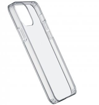 Zadní kryt Cellularline Clear Duo Apple iPhone 12 Pro Max transparent