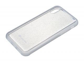 Zadní kryt Cellularline SELFIE CASE Apple iPhone XS Max transparentní