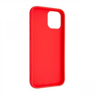 Zadní kryt FIXED Story pro Apple iPhone 12 Pro Max, červený