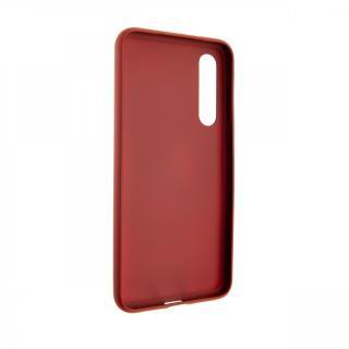 Zadní kryt FIXED Story pro Xiaomi Mi 9 SE, červený