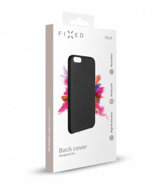 Zadní kryt FIXED Tale pro Apple iPhone 11, černý