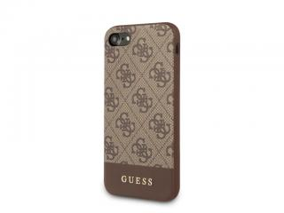 Zadní kryt Guess 4G Collection Samsung Galaxy S3, brown