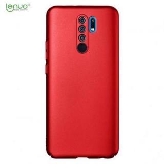 Zadní kryt Lenuo Leshield pro Xiaomi Redmi 9, červená