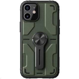 Zadní kryt Nillkin Medley pro Apple iPhone 12 mini, deep green