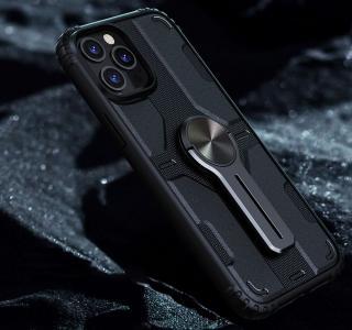 Zadní kryt Nillkin Medley pro Apple iPhone 12 Pro Max, black