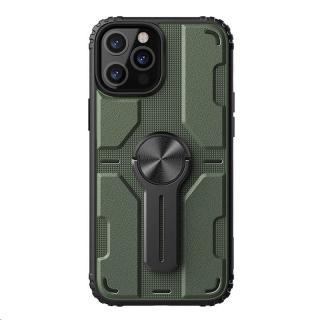 Zadní kryt Nillkin Medley pro Apple iPhone 12 Pro Max, deep green