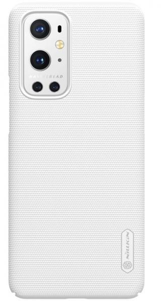 Zadní kryt Nillkin Super Frosted pro OnePlus 9 Pro, bílá