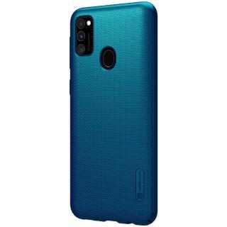 Zadní kryt Nillkin Super Frosted pro OnePlus Nord N10 5G, modrá