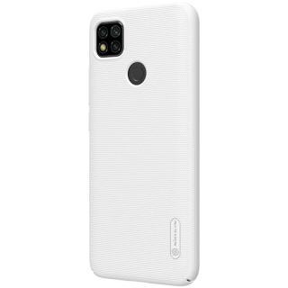 Zadní kryt Nillkin Super Frosted pro Xiaomi Redmi 9C, bílá