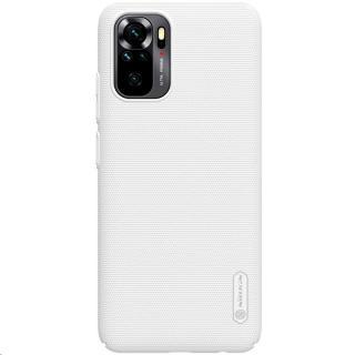 Zadní kryt Nillkin Super Frosted pro Xiaomi Redmi Note 10/10s, bílá