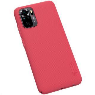 Zadní kryt Nillkin Super Frosted pro Xiaomi Redmi Note 10/10s, jasně červená
