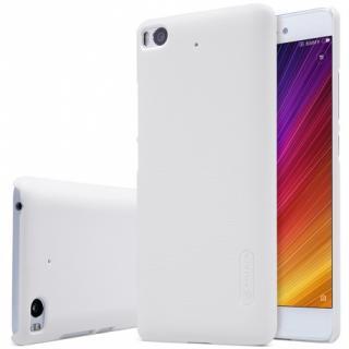 Zadní kryt Nillkin Super Frosted Shield pro Xiaomi Mi 5S White