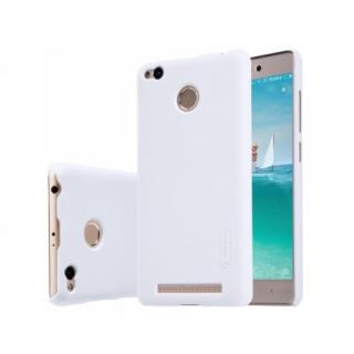 Zadní kryt Nillkin Super Frosted Shield pro Xiaomi Redmi 3 Pro White