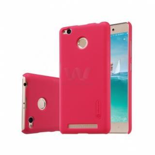 Zadní kryt Nillkin Super Frosted Shield pro Xiaomi Redmi 3 Red