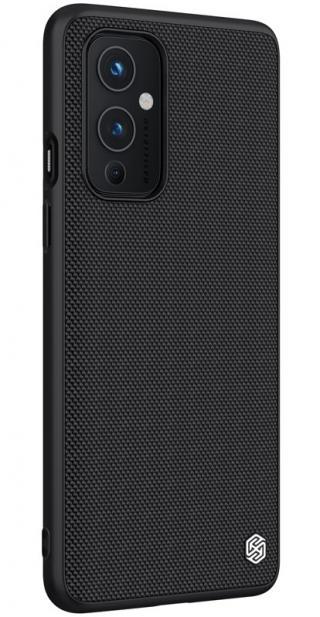 Zadní kryt Nillkin Textured Hard Case pro OnePlus 9, černá