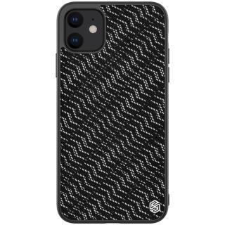Zadní kryt Nillkin Twinkle Case pro Apple iPhone 11, stříbrná