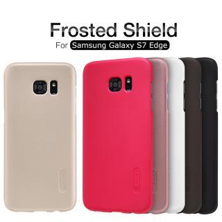 Zadní kryt pro Samsung Galaxy S7 Edge  Nillkin Super Frosted černý