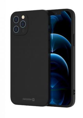 Zadní kryt Swissten Soft Joy pro Samsung Galaxy S10, černá