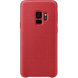 Zadní látkový kryt Samsung EF-GG960FREGWW pro Samsung Galaxy S9, červená