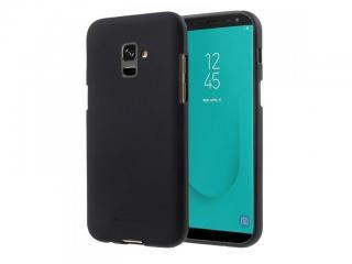 Zadní pouzdro Mercury Soft Feeling pro Samsung Galaxy A21s, černá