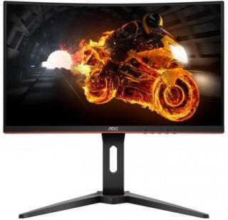 Základní monitor monitor aoc c27g1, 27, herní, prohnutý, fullhd, černá