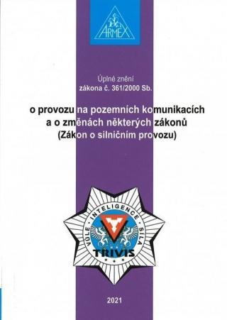 Zákon o provozu na pozemních komunikacích  č. 361/2000 Sb.