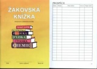 Žákovská knížka pro 1. a 2. stupeň ZŠ