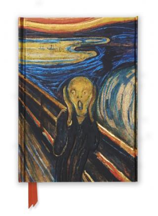 Zápisník Edvard Munch: The Scream