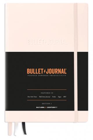 Zápisník Leuchtturm 1917 STARORŮŽOVÝ – Bullet Journal Edition2 - LEUCHTTURM1917