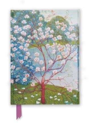 Zápisník List: Magnolia Trees