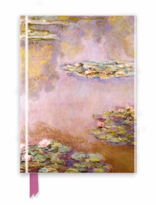 Zápisník Monet: Waterlilies