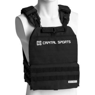 Zátěžová Vesta Capital Sports Battlevest 2.0 2 X 2,6 Kg   2 X 4 K