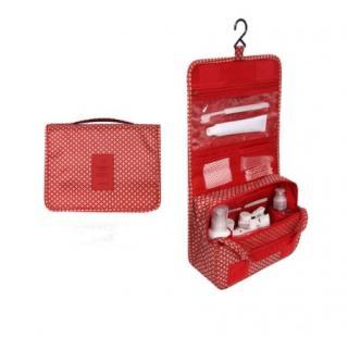 Závěsná toaletní taška - 5 variant Varianta: 1