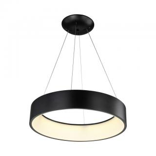 ZÁVĚSNÉ LED SVÍTIDLO, 60/150 cm - černá /150