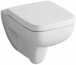 Závěsné WC, Keramag Renova Nr.1, 4,5/6l, RimFree, Keratect, 202170600