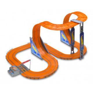 Závodní dráha Hot Wheels Zero Gravity 660 cm s adaptérem